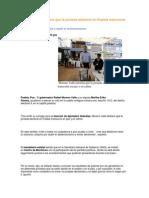 07-06-2015 Puebla Noticias - Moreno Valle Informa Que La Jornada Electoral en Puebla Transcurre en Paz y en Calma