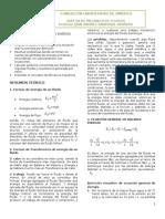 Guía 6a Ecuación General de Energía