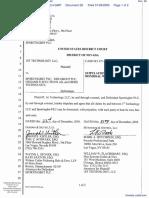 1st Technology LLC VS Sportingbet PLC., etal - Document No. 28