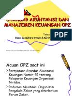 Standar Manajemen BAZ