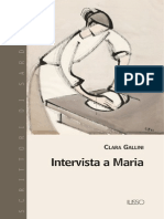 Intervista a Maria