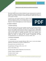 98268909 Estudio Del Indice de Cold Test de Aceites Vegetales