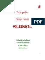 Asma Bronquial.