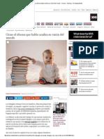 Como El Que Idioma Habla Cambia Su Visión Del Mundo - Ciencia - Noticias - El Independiente