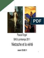 Nietzsche Et La Verite 1 Ba5 a 230211