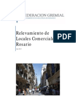 Relevamiento de Locales Rosario Fecoi