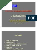 Explosive Damage Assessment