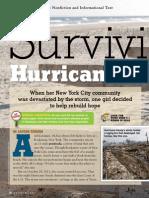 surviving hurricane sandy