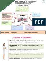 Farmacos Pediatria