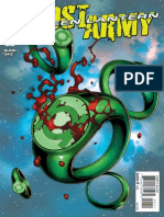 Green Lantern Lost Army Exclusive Preview