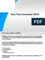 Bios Update
