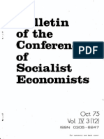 Fine_1975_The Circulation of Capital, Ideology and Criris