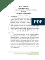 revisi buku panduan herbarium pimfi 2015