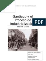 Santiago y la Industria