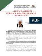 As Origens Da Ordem Politica PDF