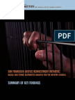 San Francisco Justice Reinvestment Initiative