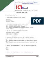 MS Word Practice Quiz 04