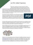 Universidad En Linea UTEL. Calidad Y Experiencia Academica.