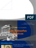 Filósofos Clásicos