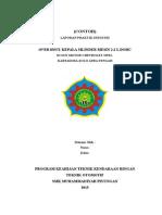 contoh laporan PI SMK MuhPy.doc