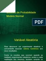 1 - Civil 6 - Variaveis Aleatorias