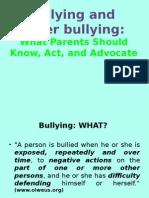 Cyber Bullying Presentation -Edited