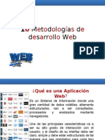 Metodologias Web