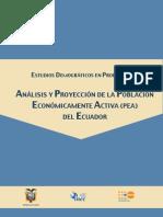 Analisis+y+Proyeccion+de+la+Poblacion+Economicamente+Activa+(PEA)+del+Ecuador