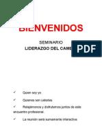Liderazgo Del Cambio