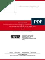 Las Implicaciones Del Conflicto Interno Colombiano Para Las Fronteras de Ecuador, Perú, Brasil y Ven