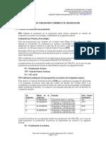 Criterios de Evaluación de Propuestas