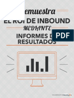[SPANISH] Cómo Demostrar El ROI de Inbound Marketing