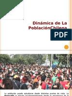 Dinamica de La Poblacón en Chile