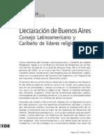 Declaración de Buenos Aires2