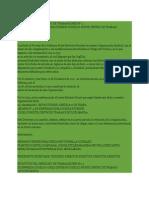Estatutos Del Sindicato de Trabajaqores Chuquicamata