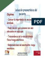 Tema 5 Evaluacion Preanestesica Del Paciente Ocw