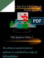 30 Tips for Public Speaking3313