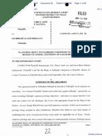 Immunocept, LLC, et al v. Fulbright & Jaworski - Document No. 22