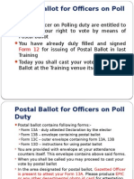Conduct Poll 1