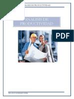 Analisis de Partida Tiempo Contributorio y No Contributorio