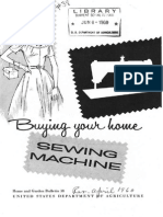 Buying Your Home Sewing Machine 38
