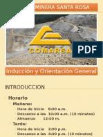 001Inducción General 2011 COMARSA