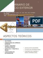 Seminario de Comercio Exterior Sesión i