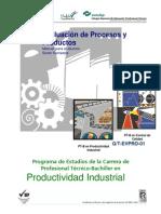 Productividad Ind 01