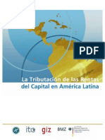 Libro de Rentas de Capital en America Latina