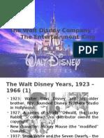 Walt Disney Entertainment King Case