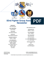 82nd Fighter Group Newsletter #91, June 2015