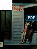 Edward Hopper- Transformation of the Real
