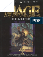 Art of Mage the Ascension