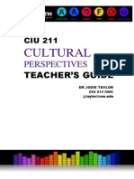 CIU 211 Teacher's Guide 15T2